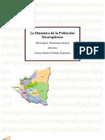 La Dinámica de la Población Nicaragüense