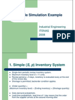 Simple Simulation Example
