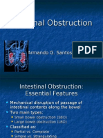 Intestinal Obstruction July 2008