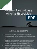 antenas especiales