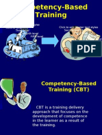 Competency-Based Training (+10 Principles)