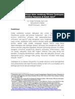 Dody Firmanda 2011 - Peran Clinical Pathways dalam Efisiensi, Efektifitas dan Ekuiti