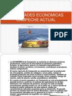Actividades Economic As Campeche Actual