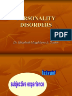Psych - Personality Disorders