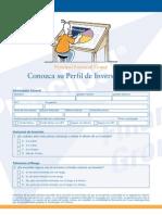 Perfil Del Inversionista PAGF