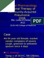 CP - Pneumonia(2008)