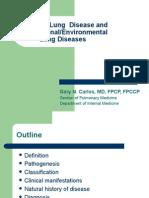 MED - Interstitial Lung Disease , Final Sept08