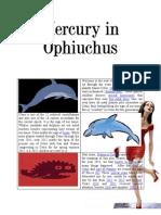 Mercury in Ophiuchus - Academic 22 Zodiac 16 Ascendants 1972 - 2012