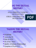 Psych - Taking the Sexual History 2006