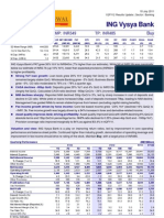 ING Buy Report by Motilal Oswal