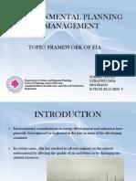 Environmental Planning & Management