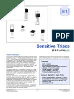 E1SensitiveTriac
