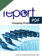 Company Profile Casino