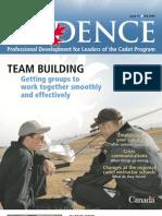 Team Building CADENCE 2004-2