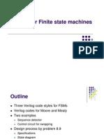 Verilog_ Finite State Machines