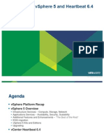 What s New in Vsphere5 and Heartbeat Customer Presentation