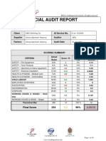 Social Audit Sample