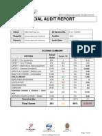Social Audit Sample