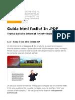 Guida HTML Facile
