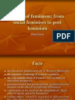Facets of Feminism