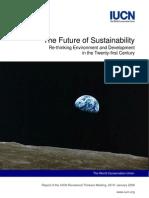 Iucn Future of Sustanability