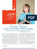 Caring Science Article