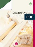 Lg Ang Multi Split