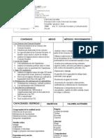 ICSO - planificacion