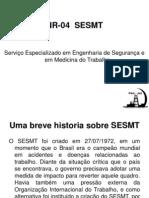 SESMT Projeto Final