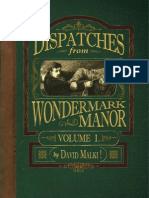 Dispatches from Wondermark Manor, Volume 1 - by David Malki !