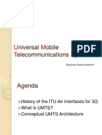 UMTS Network Topology
