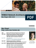 051202 Wimax Network Architecture