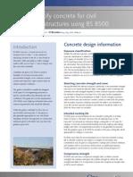 How to Specify Concrete