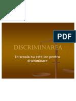 Disc Rim in Area