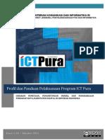 Profil dan Panduan Pelaksanaan Program ICT Pura
