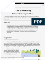 A Tale of Friendship - A Story for Young Adults