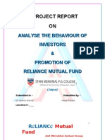 Relaince Mutual Funds