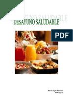 DESAYUNO SALUDABLE-MARINA