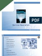 5 Service Operation