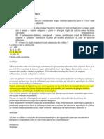 Estudo Disciplinar Imunologia NP2