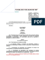 Ricms - Decreto 24.569 - Sefaz Ce