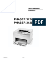 Xerox Phaser 3124, 3125 Service Manual