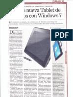 Lanzan Nueva Tablet