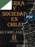 Guerra y Sociedad en Chile - Alvaro Jara
