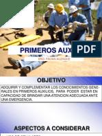 PRIMEROS AUXILIOS GENERALES 2