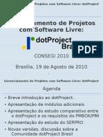 Palestra_dotProject_CONSEGI