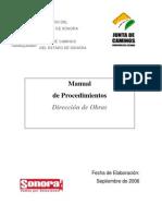 ManualdeprocedimientosDireccióndeObras