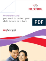 PRUfirst Gift eBrochure
