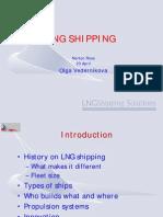 2008 Norton Rose LNG Shipping