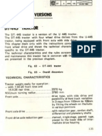 Manual Utilizare Tractorul U445 (en)